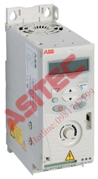 ACS150 – 1 Phase 220VAC 0.37kw