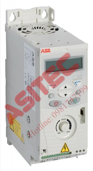 ACS150 – 1 Phase 220VAC 0.75kw