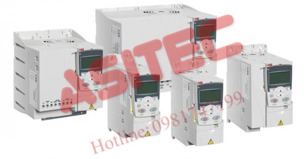 Biến tần ACS355 – 3 Phase 380VAC 4kw  ACS355-03E-08A8-4