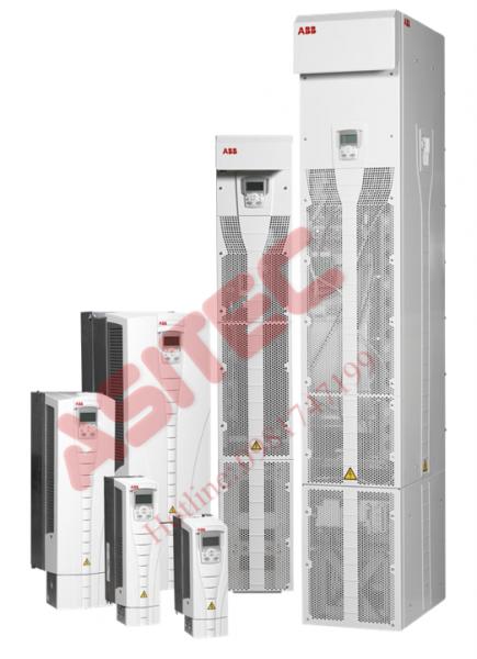Biến tần ACS550 – 3 Phase 380VAC 75kw