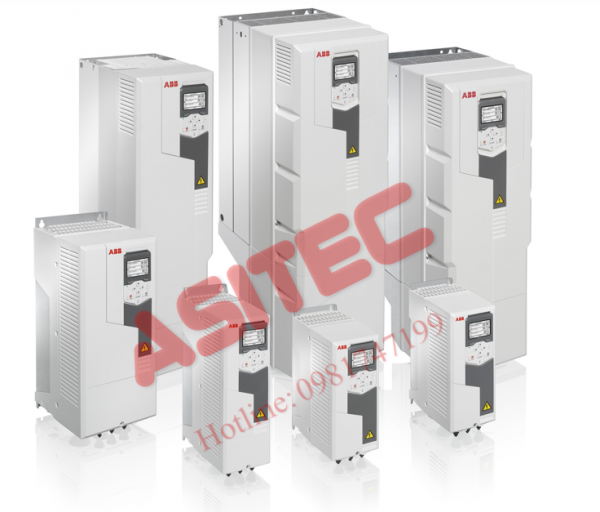 Biến tần ACS580 – 3 Phase 380VAC 45kw