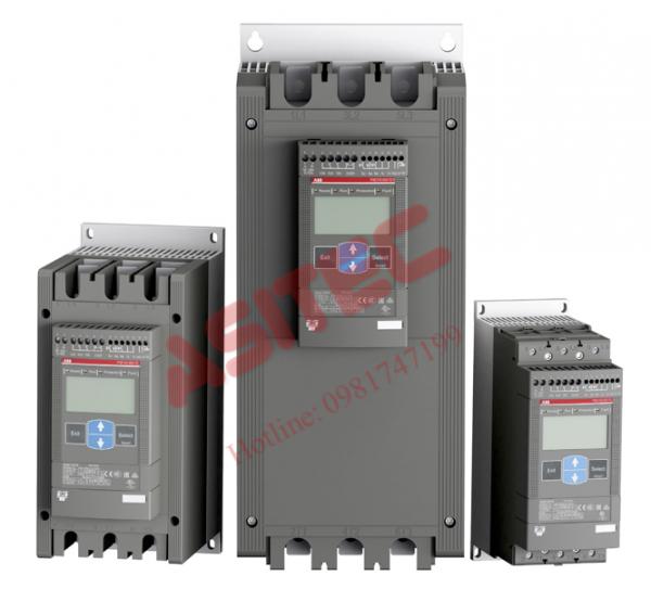 Khởi động mềm PSE -3Pha 400vac 160kw