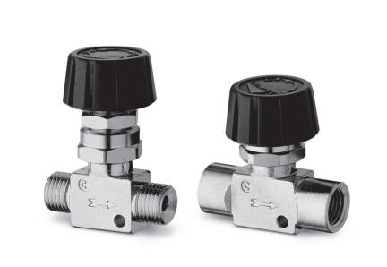 Van điều khiển dòng chảy Camozzi Series 28 valves