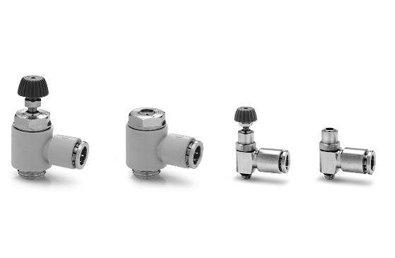 Van điều khiển dòng chảy Camozzi Series PSCU, PMCU, PSVU, PMVU, PSCO, PMCO