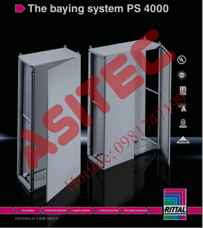VỎ TỦ ĐIỆN PS4000: 4006.500