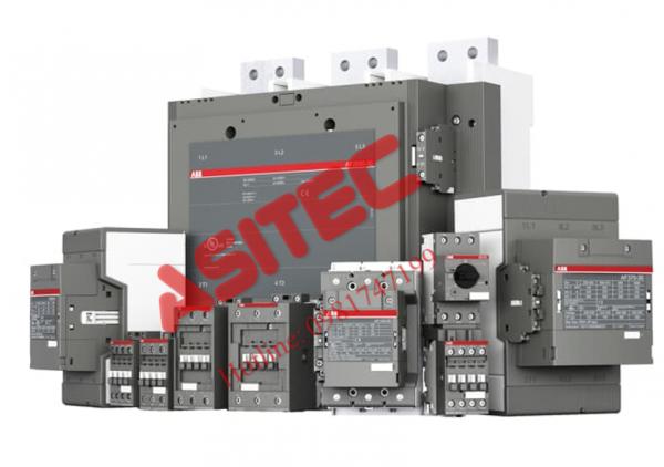 Contactor ABB AF 4kw 100V-250V